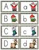 Christmas Alphabet Cards and Writing Book