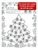 Christmas Alphabet Do-a-Dot - Mark the Uppercase and Lower