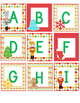 Christmas Alphabet Hide-n-Seek