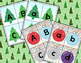 Christmas Alphabet Letter Matching Activity for Preschool Literacy