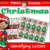 Christmas Preschool and PreK Literacy Activity