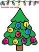 Spanish Alphabet Sorting:  Christmas Tree Sorting Mats