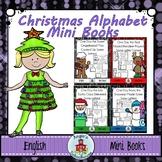 Christmas Alphabet Mini Books