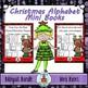 Christmas Alphabet Mini Books Bilingual Bundle