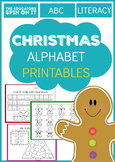Christmas Alphabet Printables
