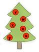 Christmas Alphabet Upper and Lowercase Match Center