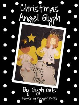 Christmas Angel Glyph
