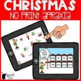 Christmas Apraxia NO PRINT