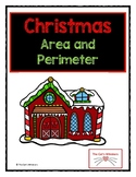 Christmas UK Version Area and Perimeter of Rectilinear Shapes