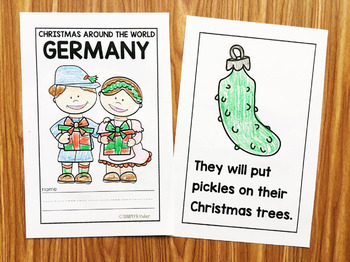 Christmas Around the World Books for Little Learners