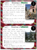 Nonfiction Leveled Reading Passages and Questions - Christmas Around The World 2