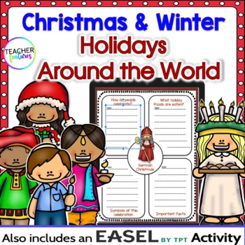 Christmas Around the World: Holidays & Seasonal Writing
