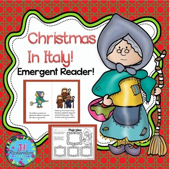 Christmas Around The World Italy (Emergent Reader Christmas in Italy)