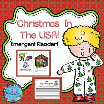 Christmas Around The World USA (Emergent Reader Christmas in the United States)