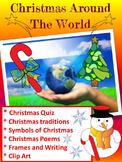 Christmas Around  The World - 20 Countries - Quiz - Christmas Poems
