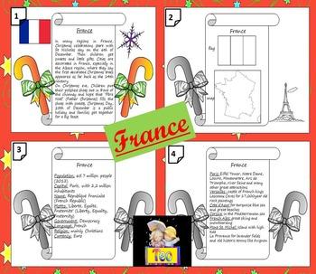 Christmas Around  The World - USA - Australia - Italy - Englan - France - Brazil