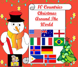 Christmas Around  The World USA Australia Italy Englan France Brazil Philippines