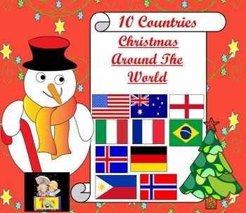 Christmas Around  The World - USA - Australia - Italy - En