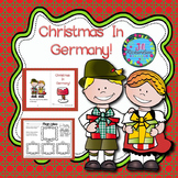 Christmas Around The World Germany  - Christmas Around the World Unit
