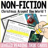 Christmas Around the World Reading Passages Questions - Le