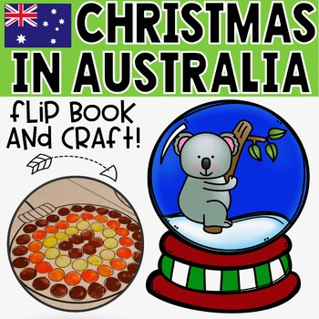Christmas in Australia for a Christmas Around The World Theme
