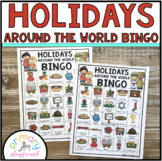 Holidays Around The World Bingo