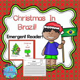 Christmas Around The World Brazil (Emergent Reader Christm