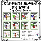 Winter Holidays Around The World  Christmas Counting Clip