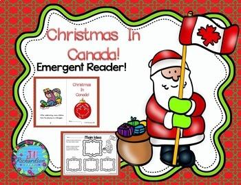 Christmas Around the World Emergent Readers Bundle 2