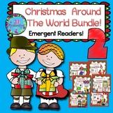 CHRISTMAS AROUND THE WORLD BOOKS Bundle 2 Emergent Readers