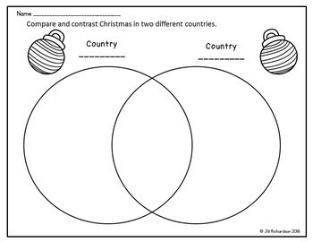 Christmas Around The World Emergent Readers Big Bundle (Bundles 1 and 2!)