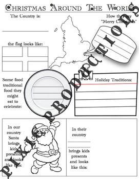 Christmas Around The World - England