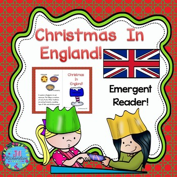 Christmas Around The World England Emergent Reader (Christmas in England)