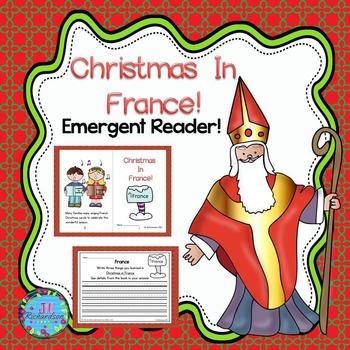 Christmas Around The World France Emergent Reader