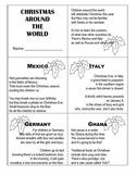 Christmas Around The World / Holiday Traditions