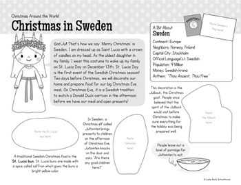 Christmas Around The World Worksheets.Christmas Holidays Around The World Christmas Around The World