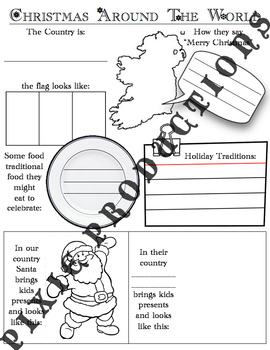 Christmas Around The World - Ireland