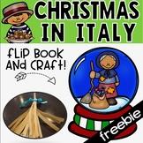 Christmas Around The World {Italy} FREEBIE