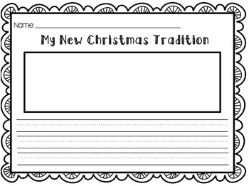 Christmas Around The World Packet {10 Countries + Worksheets}