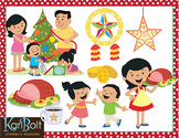 Christmas Around The World Philippines Clip Art