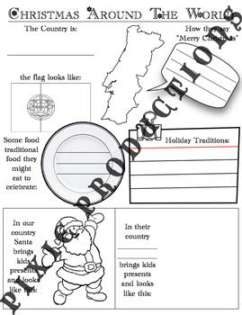 Christmas Around The World - Portugal