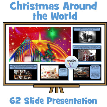 Christmas Around The World Presentation -