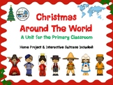 Christmas Around the World! Home Project AND Interactive Suitcase Included!!