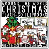 Christmas Around The World Research Flip Books- Winter Hol