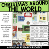 Christmas Around The World - Research Project