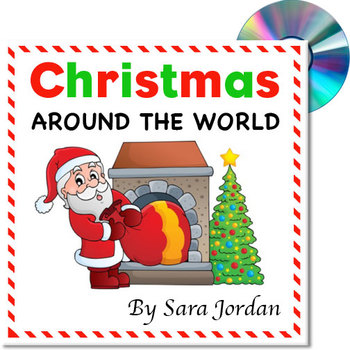 Celebrate Christmas Around The World - MP3 Song with Lyrics & Activities