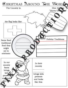 Christmas Around The World - Switzerland
