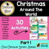 Christmas Around The World Activities Thematic Unit Part One