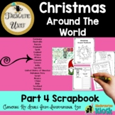 Christmas Around The World Thematic Scrapbook Pages