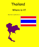 Christmas Around World - Thailand